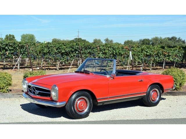 1967 Mercedes-Benz 250SL | 900190