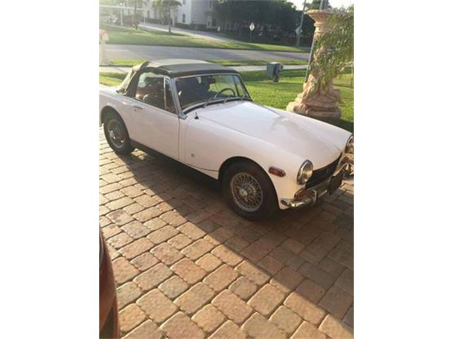 1972 MG Midget | 901908