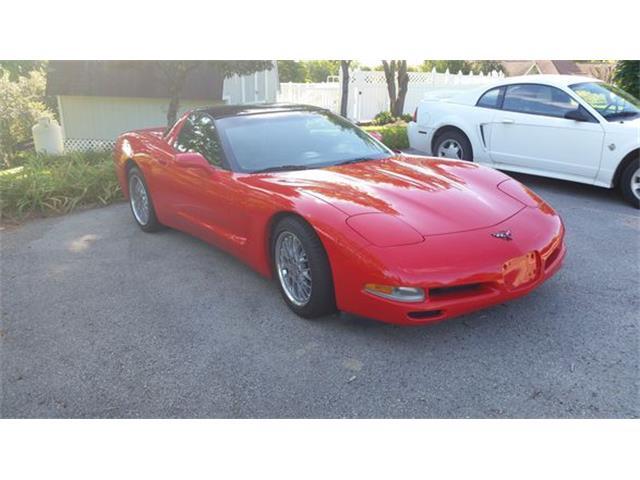 2004 Chevrolet Corvette | 901911