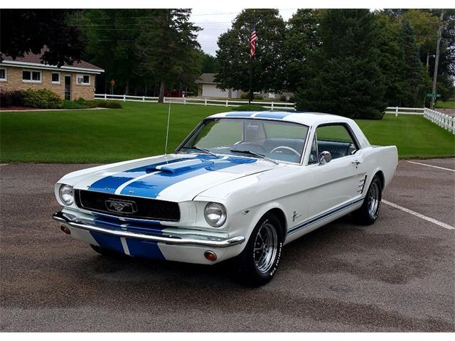 1966 Ford Mustang | 900194