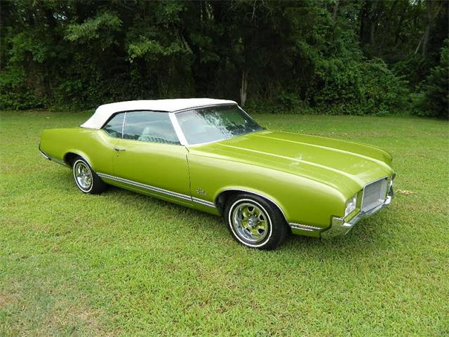 1971 Oldsmobile Cutlass | 901940