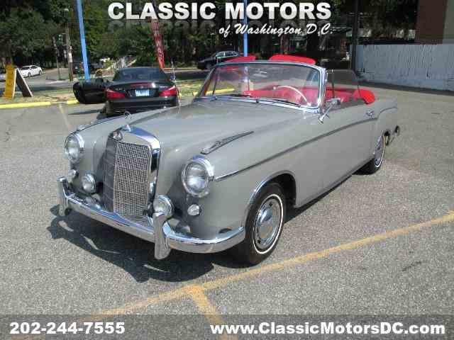 1959 Mercedes-Benz 220 | 900195