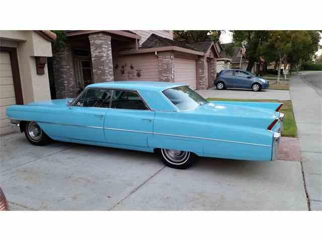 1963 Cadillac Sedan DeVille | 901952