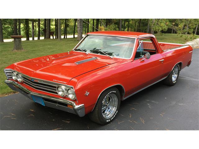 1967 Chevrolet El Camino | 901967