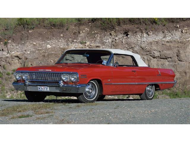 1963 Chevrolet Impala SS | 901977