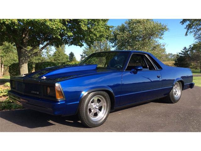 1981 Chevrolet El Camino | 901981