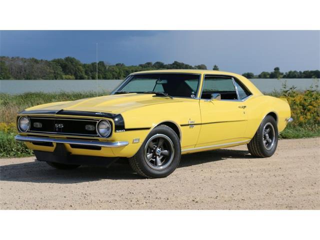 1968 Chevrolet Camaro SS | 901983