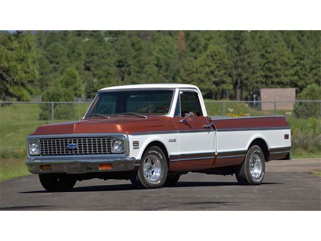 1972 Chevrolet C/K 10 | 901985