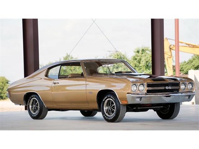 1970 Chevrolet Chevelle | 901999