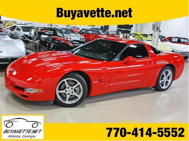 2002 Chevrolet Corvette | 900200