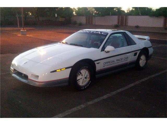 1984 Pontiac Fiero | 902003