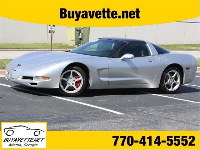 2002 Chevrolet Corvette | 900201