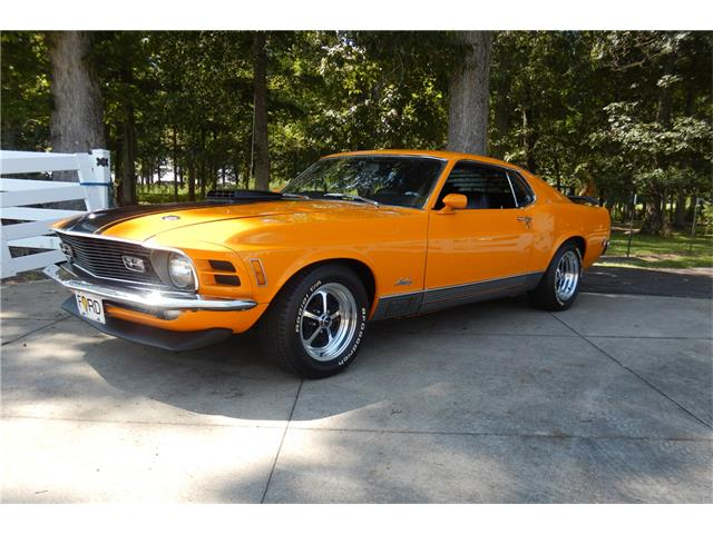 1970 Ford Mustang Mach 1 | 902017