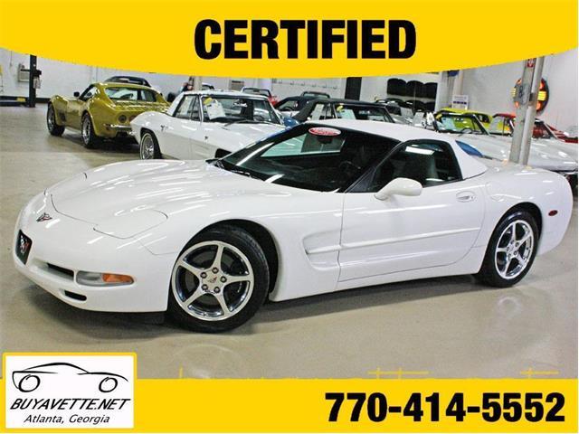 2002 Chevrolet Corvette | 900202