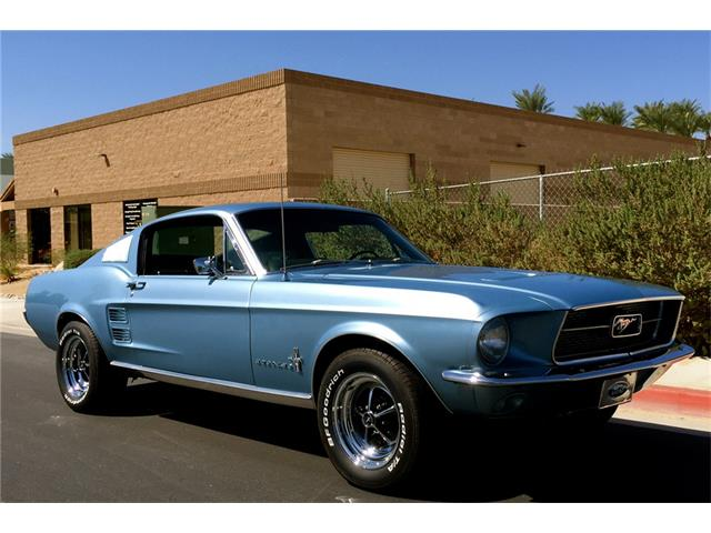 1967 Ford Mustang | 902028