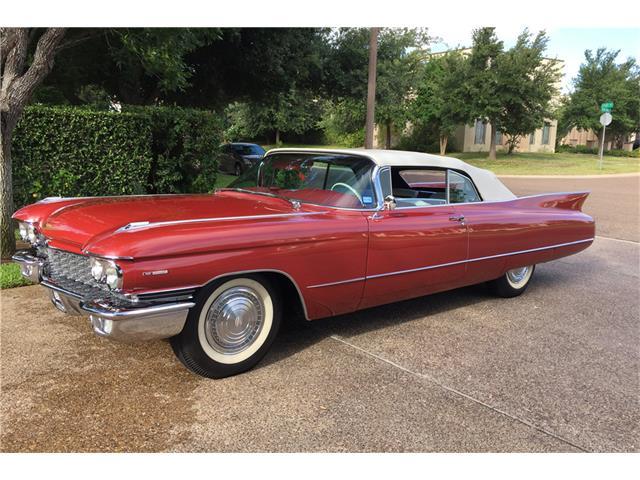 1960 Cadillac Series 62 | 902029