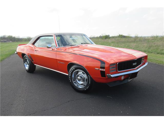 1969 Chevrolet Camaro RS | 902030