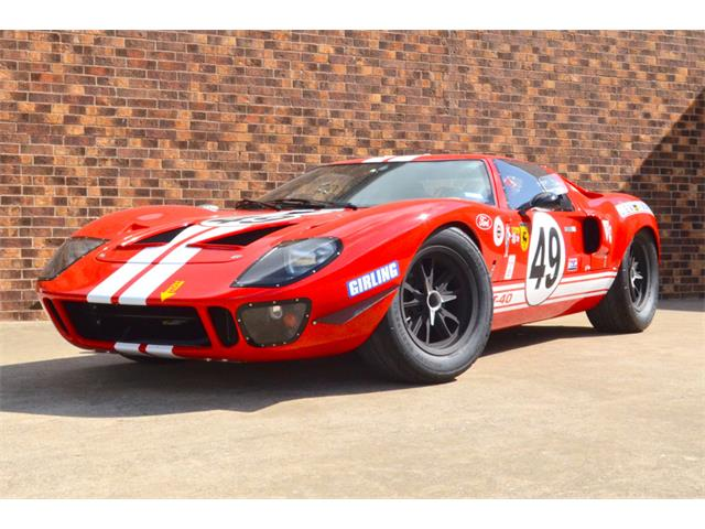 1966 FORD GT40 RE-CREATION | 902038