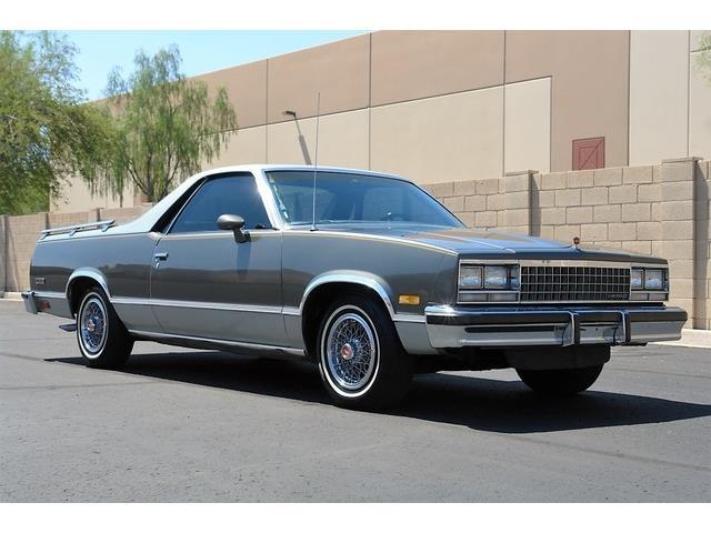 1984 Chevrolet El Camino | 900204