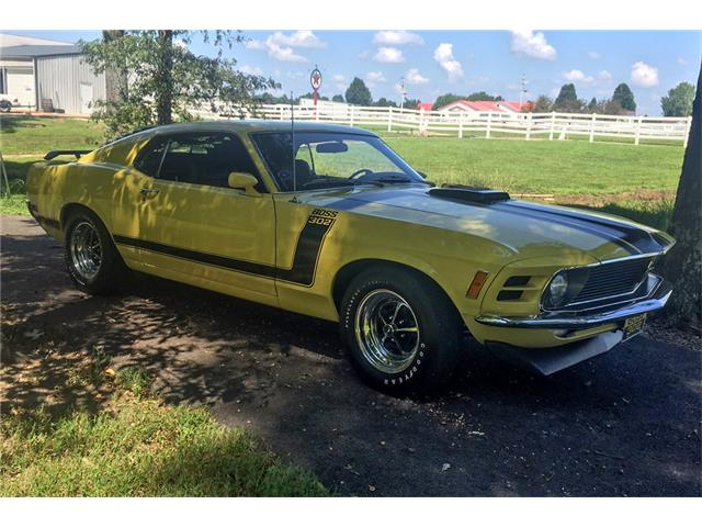 1970 Ford Mustang | 902047