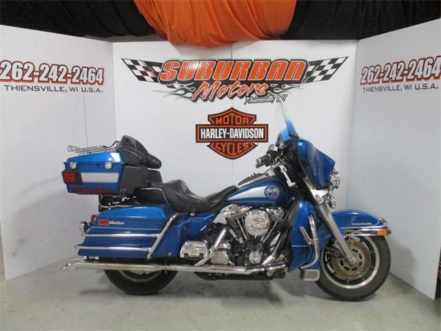 1991 Harley-Davidson® FLHTCU - Electra Glide® Ultra Classic | 902054