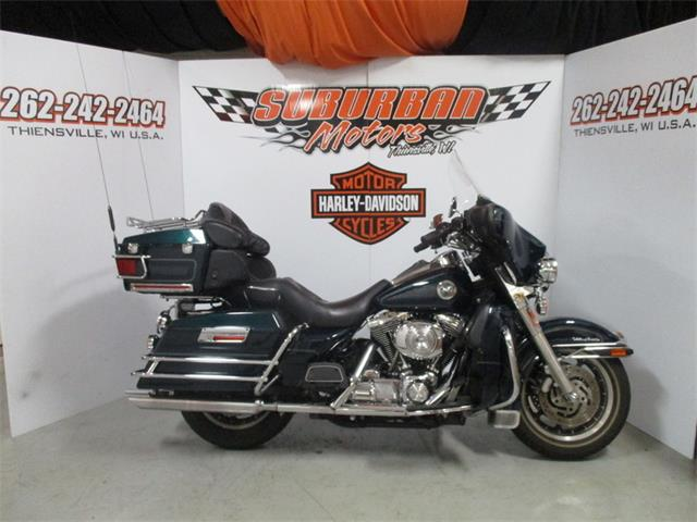 2001 Harley-Davidson® FLHTC - Electra Glide® Classic | 902055