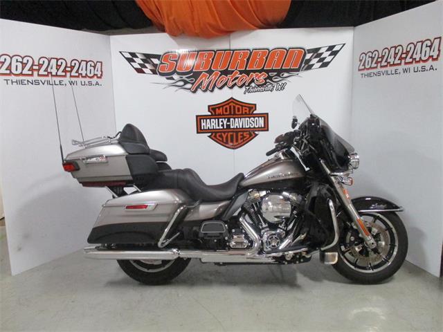 2016 Harley-Davidson® FLHTK - Ultra Limited | 902057
