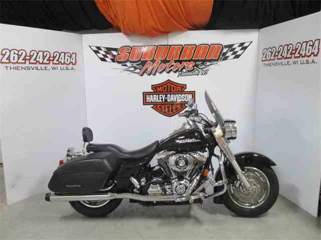 2006 Harley-Davidson® FLHRS - Road King® Custom | 902058