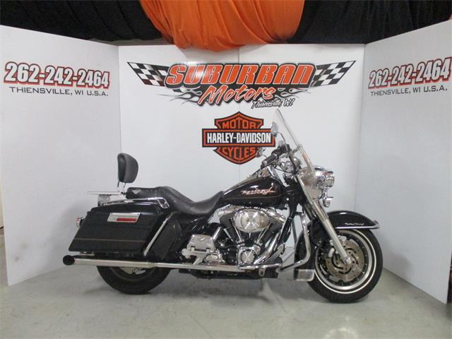 2002 Harley-Davidson® FLHR - Road King® | 902059