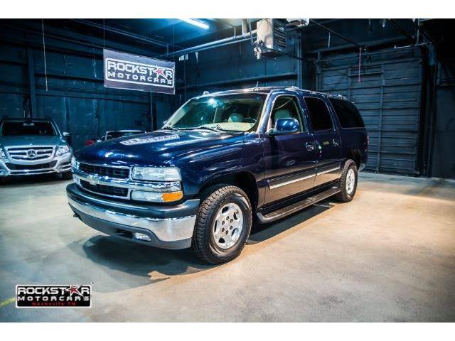 2004 Chevrolet Suburban | 902074
