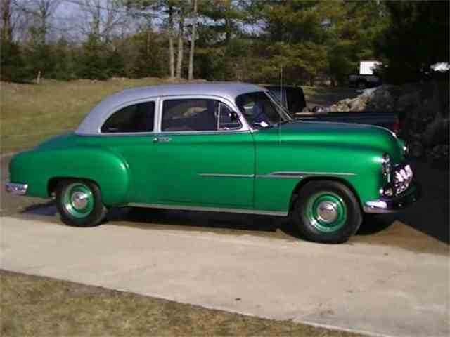 1950 to 1954 chevrolet for sale on 293 for 1952 chevy deluxe 2 door for sale