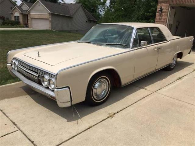 1962 to 1964 lincoln continental for sale on 14 available. Black Bedroom Furniture Sets. Home Design Ideas