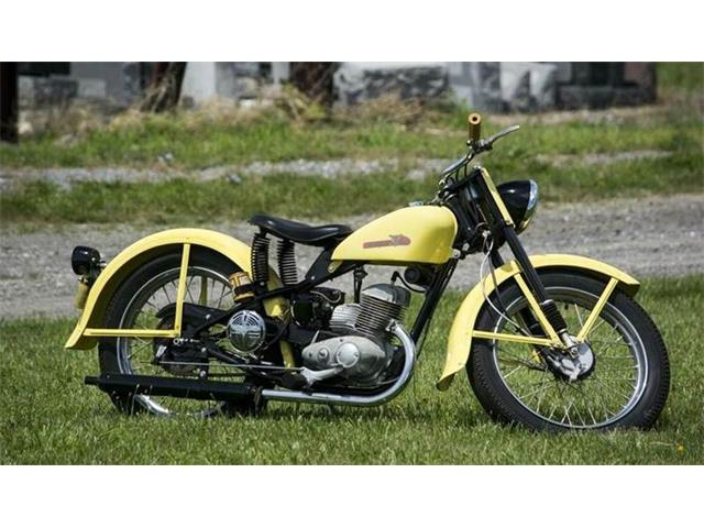 1956 Harley-Davidson Motorcycle | 902093