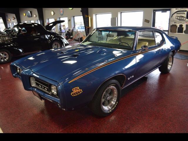 1969 Pontiac GTO | 902096