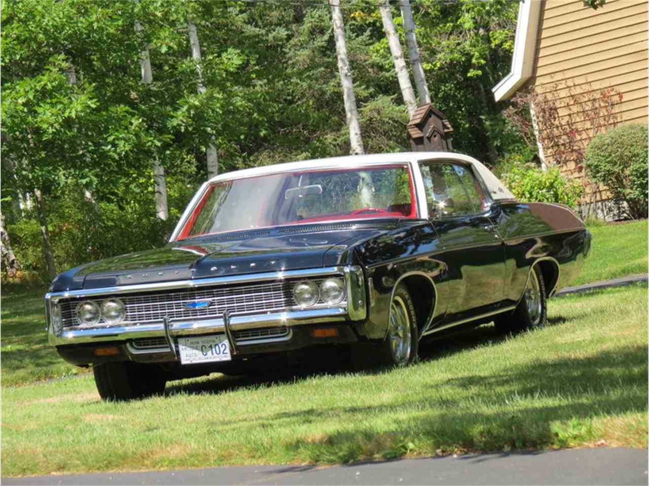 Large Picture of '69 Impala - JALU