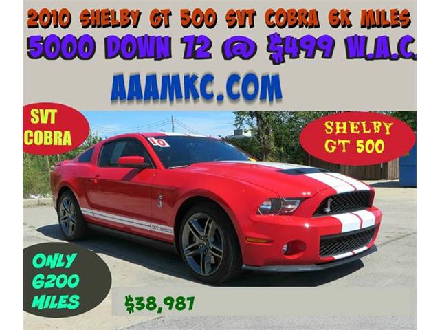 2010 Shelby GT500 | 902100