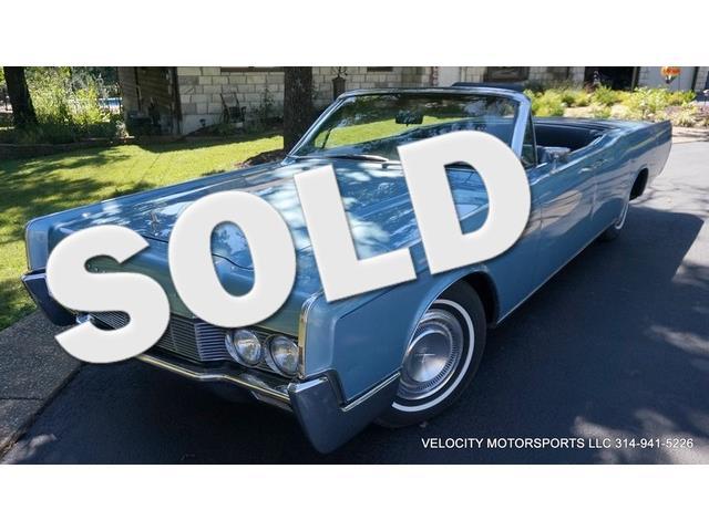 1967 Lincoln Continental | 902102