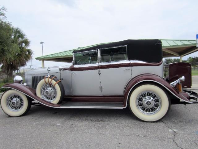 1932 AUBURN V12 PHAETON | 902134