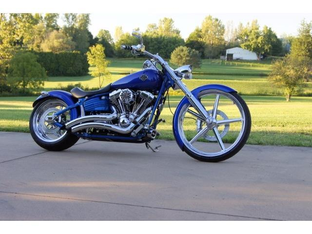 2008 Harley-Davidson CustomRocker C | 902142