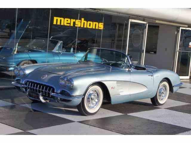 1958 Chevrolet Corvette | 902145