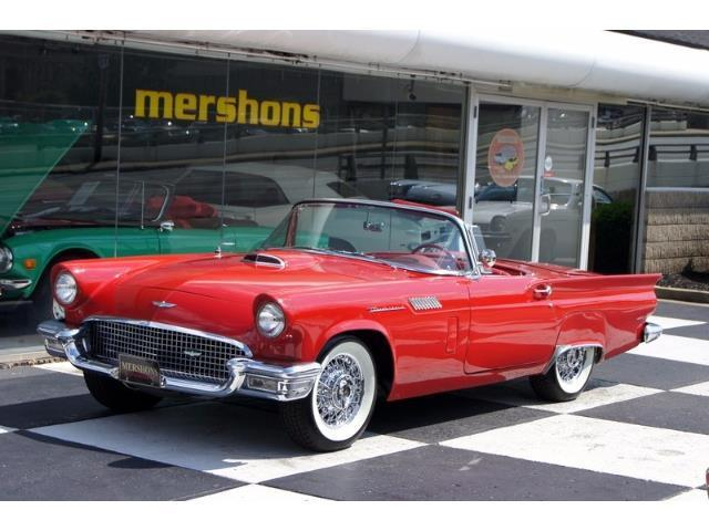 1957 Ford Thunderbird | 902154