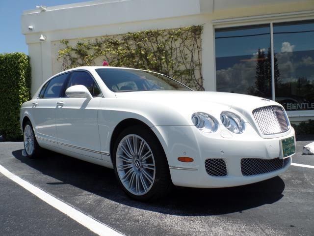 2012 Bentley Continental Flying Spur Speed | 902158