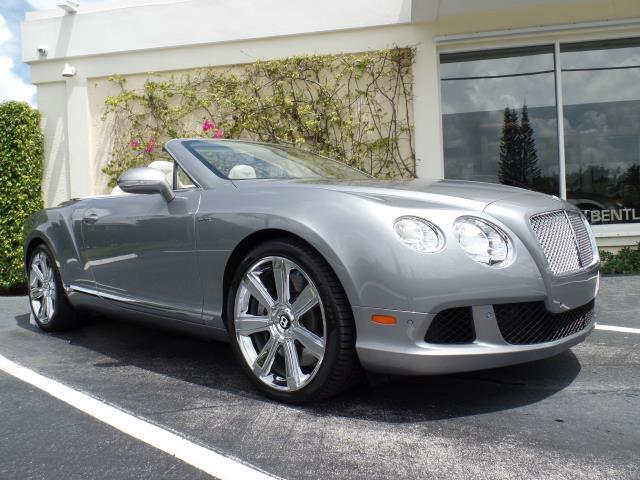 2013 Bentley Continental GTC | 902160