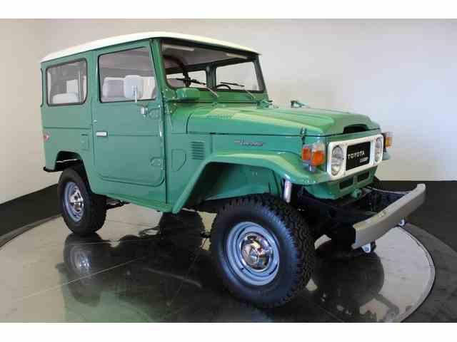 1980 Toyota Land Cruiser FJ | 900218
