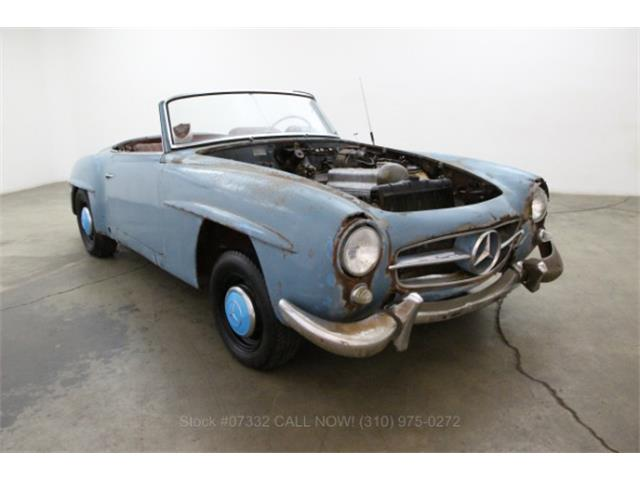 1962 Mercedes-Benz 190SL | 902192