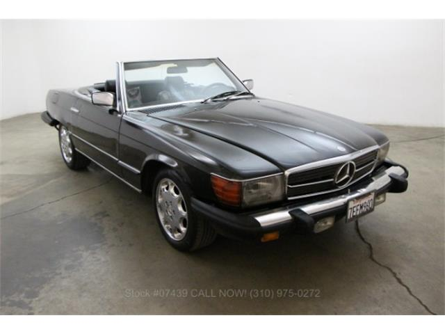 1985 Mercedes-Benz 380SL | 902201