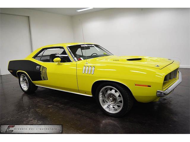 1971 Plymouth Cuda | 902205