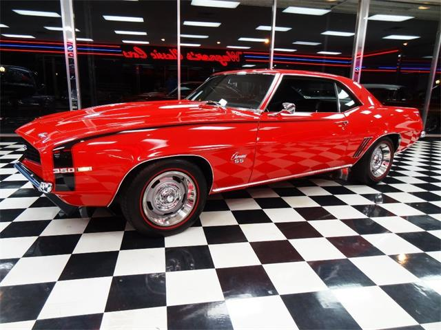 1969 Chevrolet Camaro | 902212