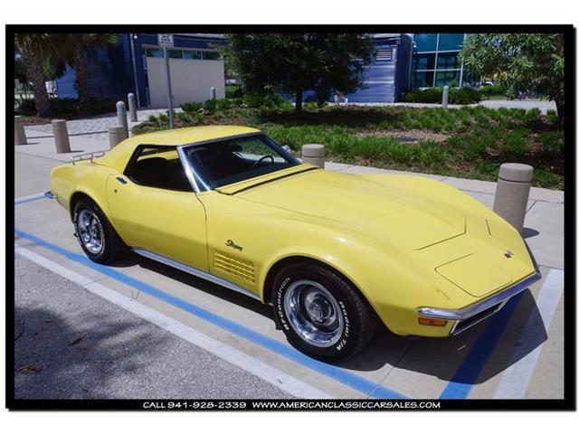 1970 Chevrolet Corvette | 902216