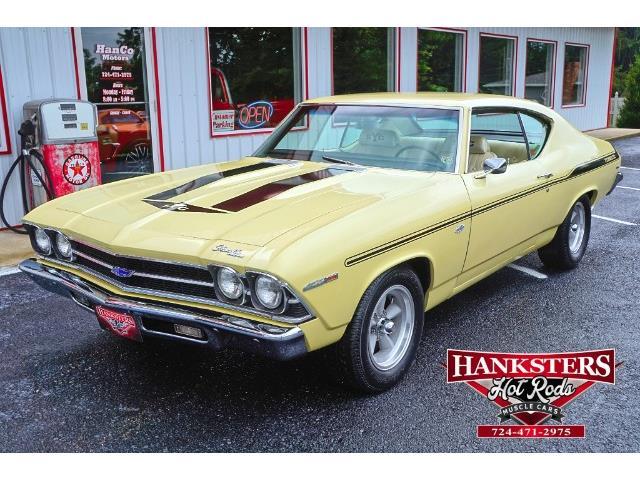 1969 Chevrolet Chevelle | 902225